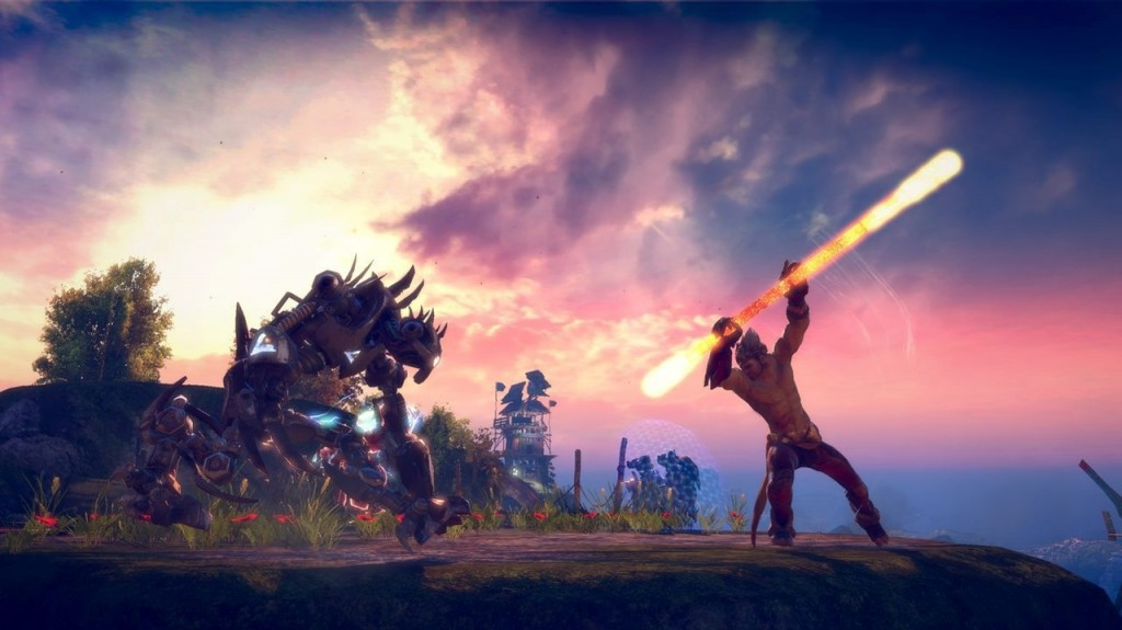 Enslaved Odyssey to the West Graphics