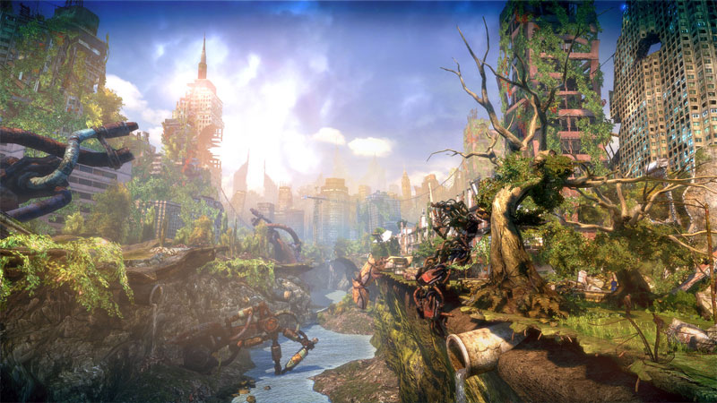 Enslaved Odyssey to the West Graphics New York