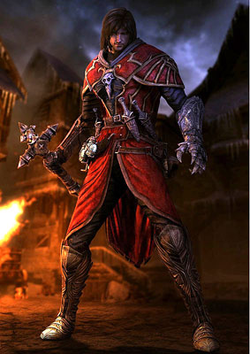 Gabriel Belmont Castlevania Lords of Shadow