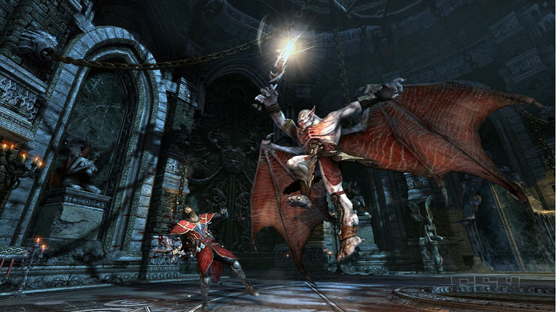 Castlevania Lords of Shadow vampire