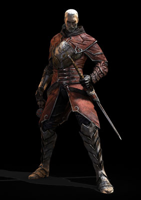 Zobek Castlevania Lords of Shadow