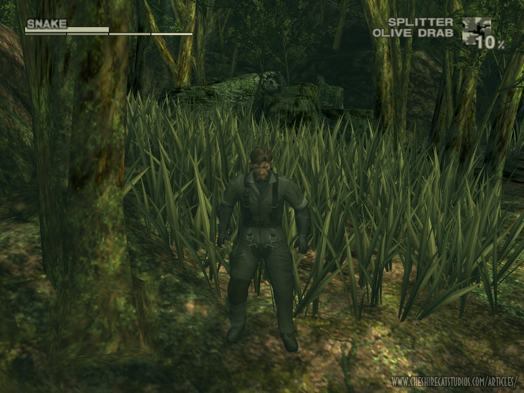 Metal Gear Solid 3: Snake Eater HD Playstation 2
