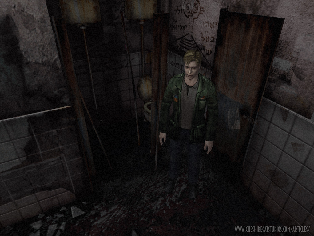 Silent Hill 2 HD Playstation 2