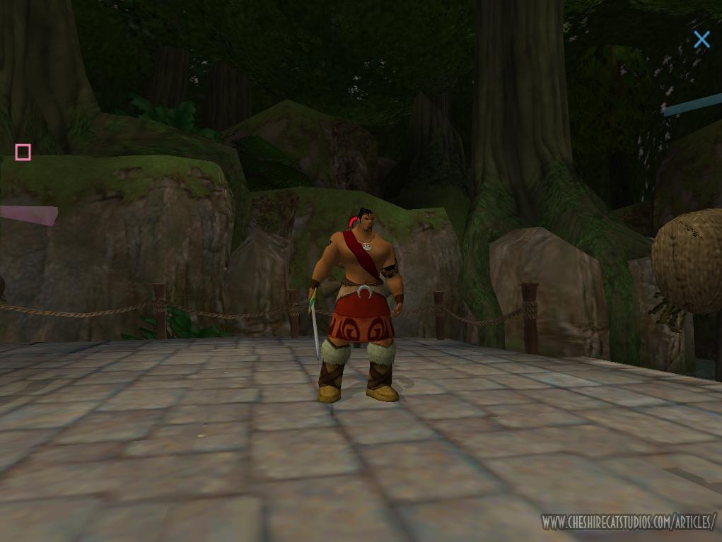 The Mark of Kri HD Playstation 2 Rau