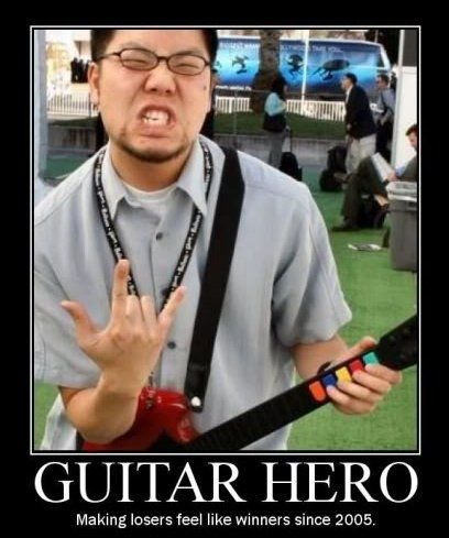 Guitar Hero Loser