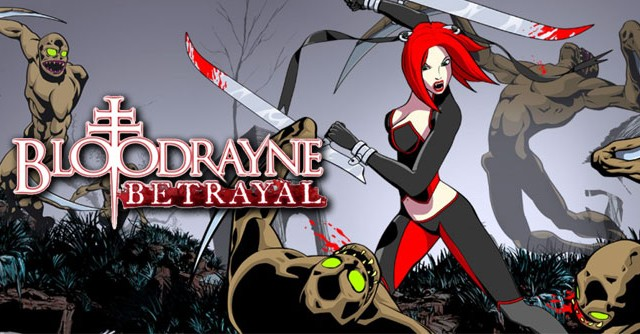 bloodrayne betrayal review