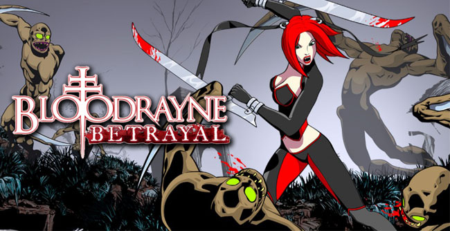 bloodrayne betrayal review
