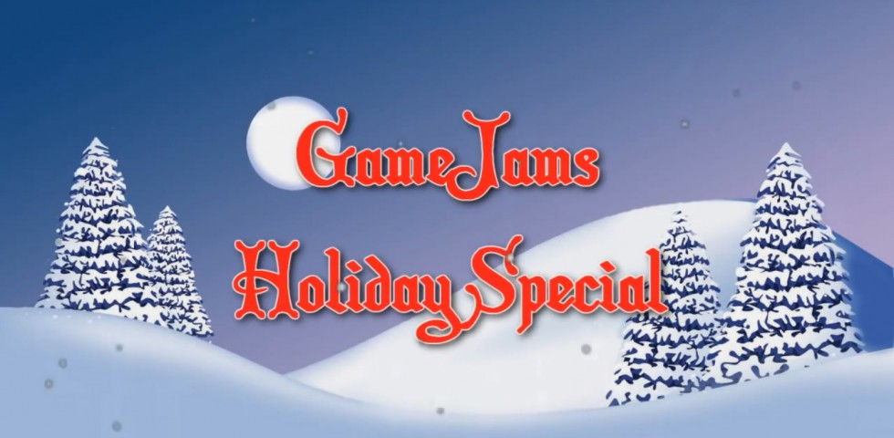 christmas gamejams
