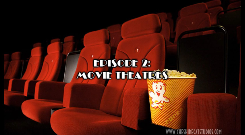 movie theater podcast