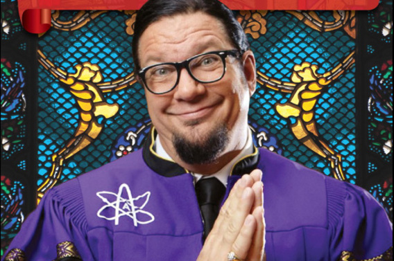 penn jillette god no