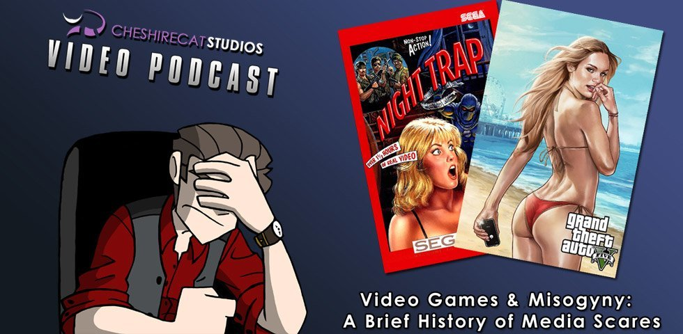Video Game Violence & Misogyny: A Brief History of Media Scares
