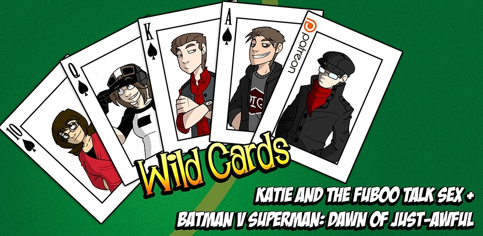 Wild Cards Patreon Live Chat | Cheshire Cat Studios